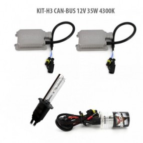 H3 CAN-BUS 12V 35W 4300K